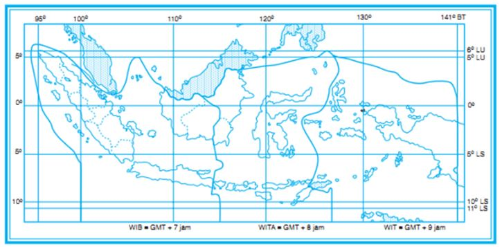 Letak Astronomis Geografis Dan Geologis Indonesia Pengaruhnya Salamadian